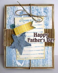 Card: ~ happy father's day ~