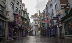 Go to Diagon Alley in Universal Studios Orlando