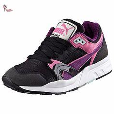 Icra Trainer L, Sneakers Basses Homme, Noir (Black-Black 01), 38 EUPuma