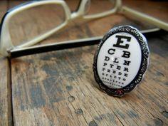 vision chart ring