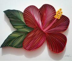 #tulipan #tabasco #filigrana #quilling #papercraft #art #danart