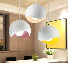 BOTIMI Pendant Lamp For Dining With Colorful Lampshades Lamparas Colgantes Hanging Light Indoor Lighting For Kitchen Coffee Shop Glass Pendant Light, Pendant Lamp, Pendant Lighting, Wall Lighting, Brass Pendant, Starburst Light, Chandelier For Sale, Wood Chandelier, Led Wall Lamp