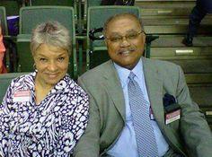 Samuel F. Herd and his lovely wife..original pinner sister Yvonne Pitts.