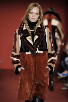 Fall/Winter 2017 #glamour #classy #luxury #outfit #braschi #fur
