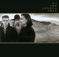 The Joshua Tree- released 25 years ago today. Sigh. I am old!