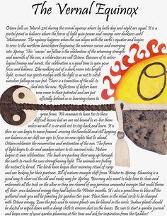 """Spring Equinox: """"Ostara 1,"""" by jezebelwitch, at deviantART."""