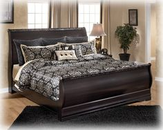 25 Best Luxury Sleigh Beds Images Sleigh Beds Bedroom Sets Bedroom Furniture