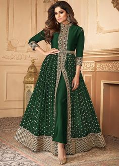 Buy Green Golden Pants Suit In USA, UK, Canada, Australia, Newzeland online