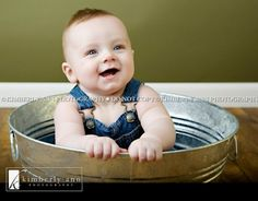 Baby boy photo shoot ideas