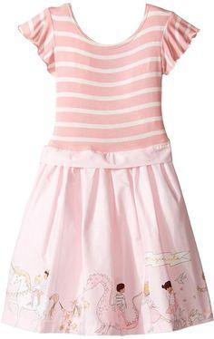 fiveloaves twofish Parade Little Abbie Dress (Toddler/Little Kids)