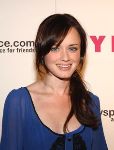 Alexis Bledel PERFECT hair color and length!!!! #5