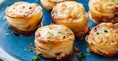 Un gratin de pommes de terre version mini...MIAM