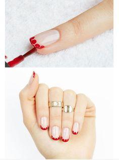 Manicure, Nails, How To Make, Beauty, Nailed It, Nail Art, Pretty Nails, Glow, Nail Bar
