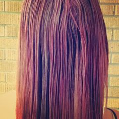 Pink hair: Temporary Pink Hair Dye Spray 1. Spray evenly on hair 2. Brush or comb through  3. Let it dry