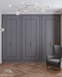 Wadrobe Design, Bedroom Built In Wardrobe, Window Seat Storage, Neoclassical Interior, Wardrobe Door Designs, Best Home Interior Design, Cupboard Design, Traditional Bedroom, Luxurious Bedrooms