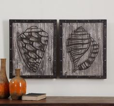 31 Warm Home Decor Bohemian Oriental ready for you boards. 31 Warm Home Decor Bohemian Oriental for 2019 ideas. Wall Decor Set, Art Decor, Decor Ideas, Japan Nail Art, Laser Cut Metal, Aging Wood, Shell Art, Cool Walls, Metal Wall Art