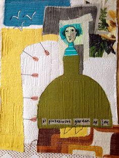 'The Patchwork Garden' mrsbertimus.blogspot.com
