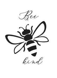Bee Silhouette, Silhouette Design, Silhouette Images, Bee Stencil, Image Svg, Niklas, Bee Gifts, Cricut Craft Room, Bee Art