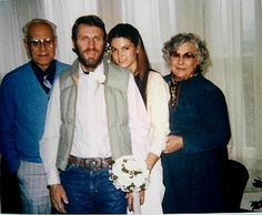 Steve McQueen, Barbara Minty and her family | Personal Life