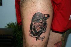 Unique Rat Tattoos