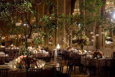 Indoor Garden Wedding | 5 Tips for Beautiful Indoor Garden Parties