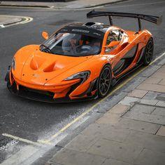 McLaren P1 LeMans