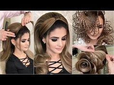 This Hair Magician Will Put A Spell On You Most Amazing Hairstyles In The World - YouTube