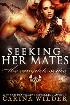 On sale for 99 cents Seeking Her Mates Boxed Set: A Paranormal Dragon Shifter Serial (All Five Parts) by Carina Wilder http://www.amazon.com/dp/B00ZAGM97Q/ref=cm_sw_r_pi_dp_mb-5wb0X7328V