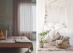 9 sätt att inreda med gardiner i sovrummet