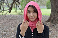 @nomalosangeles scarves + Haute Muslimah
