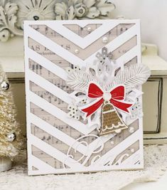 Melissa Phillips  Every hot trend in cardmaking all in one card and it is awesome, my no.1 fave this year for sure.