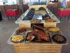 Resultado de imagem para restaurantes com fogão de lenha Beef, House, Food, Outside Wood Stove, Restaurants, Meat, Home, Eten, Haus