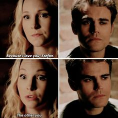 Tvd 8x10 - Then why are you here?
