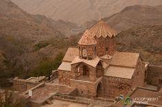 Armenian St. Stephanos Church - Jolfa, Iran by uncorneredmarket, via Flickr