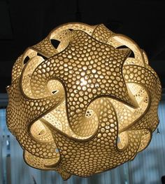 starfish lamp