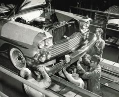 1958 Chevrolet Impala - Bumper Assembly