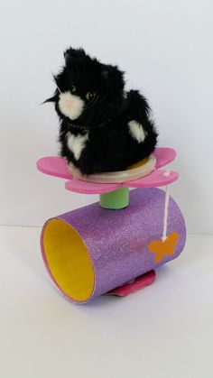 How to Make Licorice's Play Tower