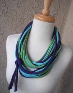 t shirt scarf - Google Search