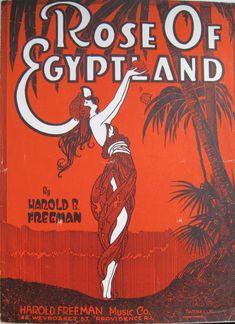 'Rose of Egyptland' (1919)