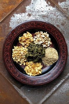Tea Leaf Salad: I am in love with this Burmese dish, no matter how many times I've had it.