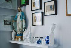 K MAG Wnętrza: Laboratorium sztuki i mody Michała Borowika i Michaela Hekmata — K MAG MAGAZYN
