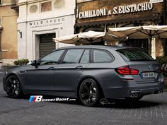 BMW M5 wagon. I want these rims for my wagon!