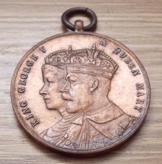 Society of Miniature Rifle Clubs 1935 King George V Silver Jubilee Medal King George, Badges, Miniatures, Silver, Badge, Minis, Money