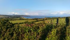 View over to Abersoch from Cim Farm near Abersoch