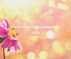 ♥️#frases #citas #vivir #quotes #life #inspiration #motivation #followme/ From www.facebook.com/gonmaye