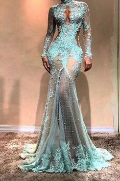 Babyonlinewholesale custom made Gorgeous Long Sleeve Mermaid Evening Dress Formal Dresses Uk, Evening Dresses Uk, Evening Dresses With Sleeves, Mermaid Evening Dresses, Elegant Dresses, Sexy Dresses, Fashion Dresses, Long Sleeve Formal Dress, Sexy Gown