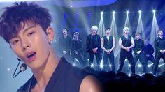 《POWERFUL》 MONSTA X - All IN(걸어) @인기가요 Inkigayo 20160529