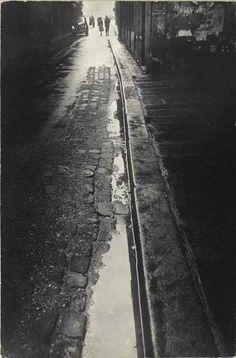 <> Left Bank, Paris, c. 1956 by Gordon Parks