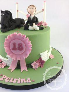 Horse/Equestrian Cake