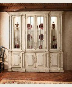 One Of My Favorite Habersham Pieces Trouville Breakfront Furniture Glazing
